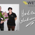 Claudia Leitl Dienstjubiläum Wethje GmbH
