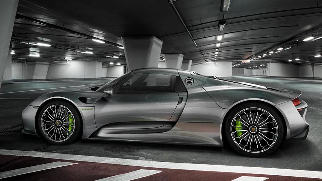 Porsche 918 Spyder Kundenprojekt von Wethje