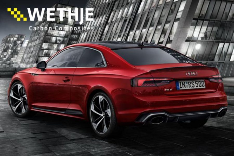 World premier: First Carbon series roof for Audi RS5