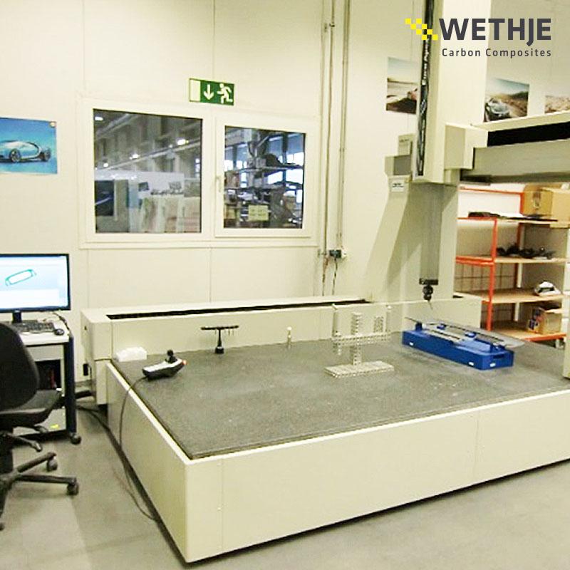 3D-Koordinatenmessmaschine Mitutoyo Wethje GmbH