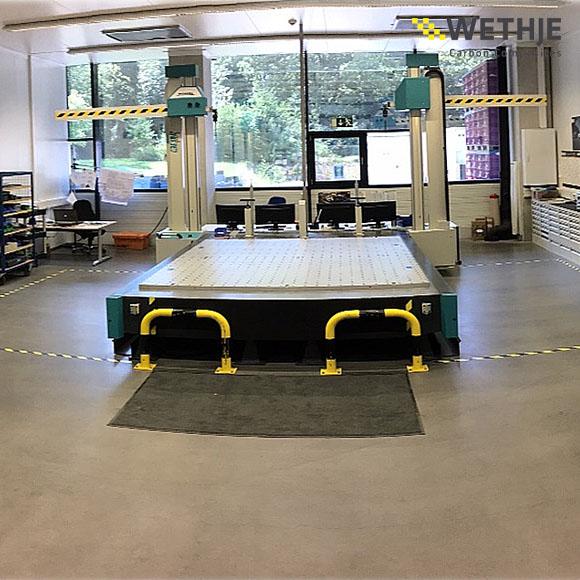 3D-Koordinatenmessmaschine Wenzel Wethje GmbH