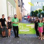 Eine Gruppe des BDKJ zur 72 Stunden Aktion an der sich auch Wethje beteiligt hat