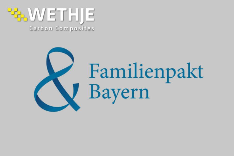 Wir sind Mitglied im Familienpakt Bayern