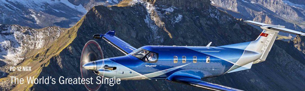 Pilatus PC 12 NGX