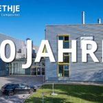 40-jähriges Jubiläum - Wethje Pleinting Firmengebäude