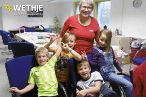 Kinderbetreuung für unsere Mitarbeiter - Gruppenfoto
