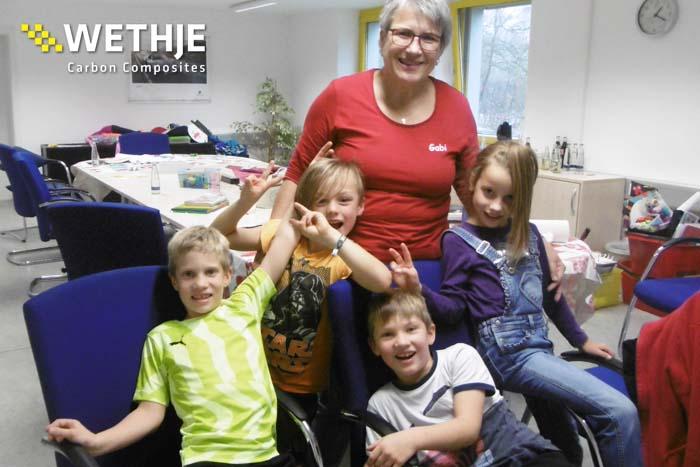 Kinderbetreuung für unsere Mitarbeiter