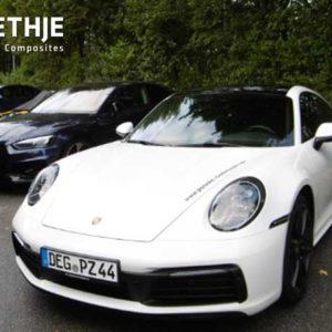 Jubiläum der Wethje GmbH - Porsche 911 vom Porschezentrum Plattling