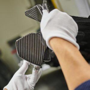 Carbonbauteil - Verfahrensmechaniker