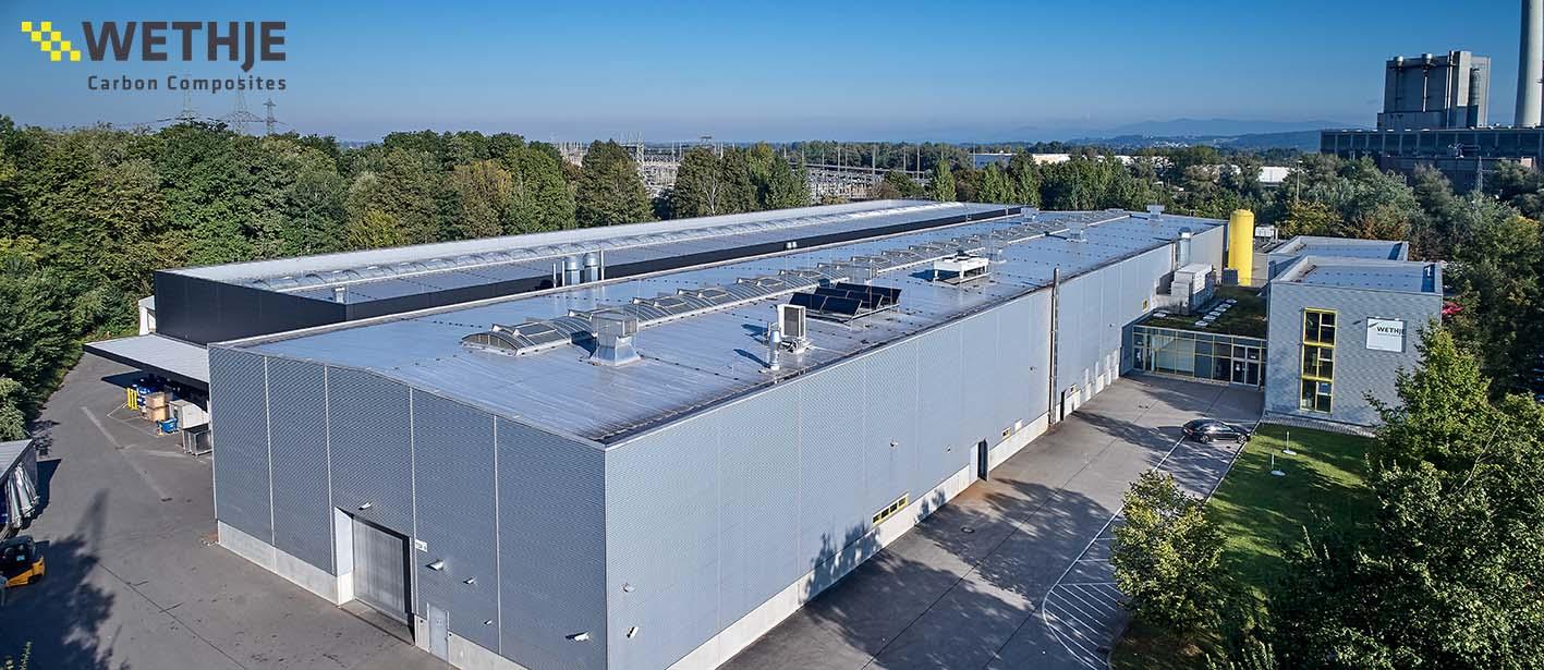 Standort Pleinting der Wethje GmbH