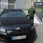 Plug-In Hybrid Auto von der Wethje GmbH