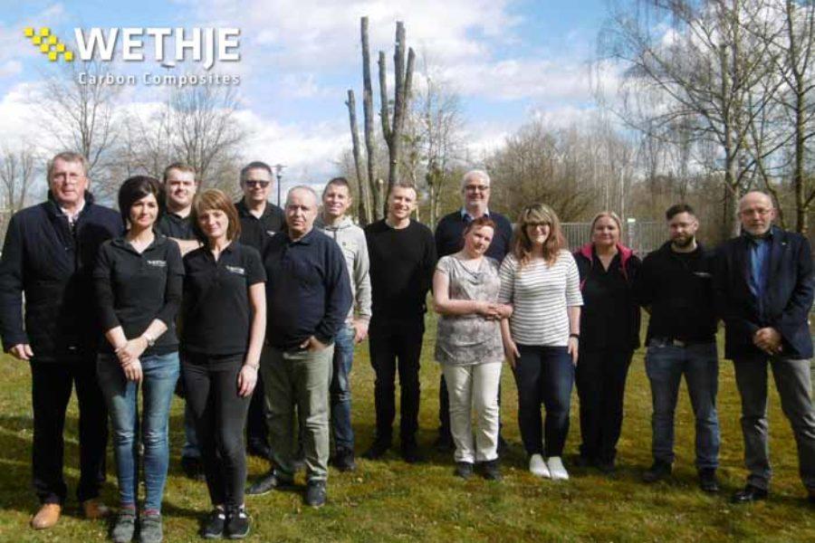 Dienstjubilaeum 2019 – das waren die Kadidatinnen und Kandidaten