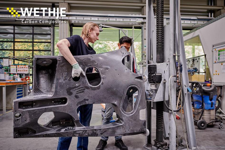 Montage bei der Wethje GmbH