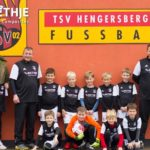 Wethje sponsert den TSV-Hengersberg mit Trikots!