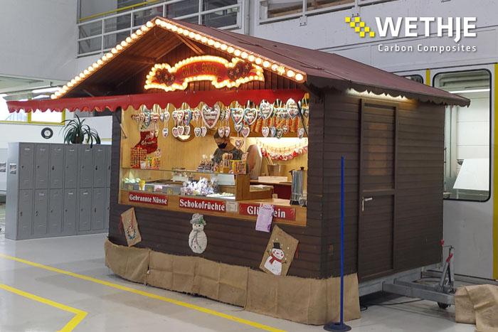 Candybar Wethje Werk Hengersberg